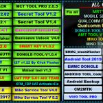 مجموعه بزرگ کرک باکس ها ، دانگل ها و برنامه ها همراه با KEYGEN