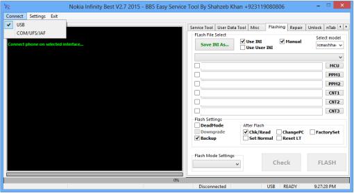 کرک Infinity-Box Nokia BEST v2.07 (1)