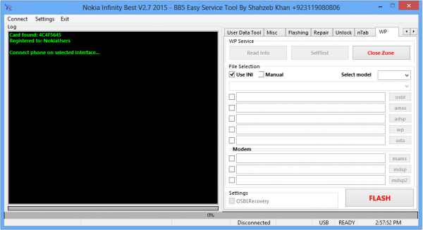 کرک  Infinity-Box Nokia BEST v2.07