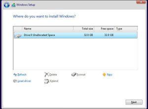 چگونه ویندوز10 نصب کنیم؟ 1