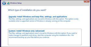 چگونه ویندوز10 نصب کنیم؟ 11