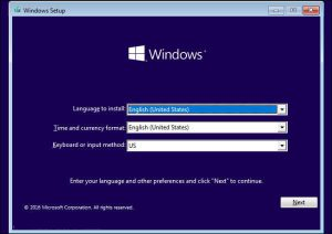 چگونه ویندوز10 نصب کنیم؟ 2