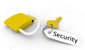 چگونه کلید امنیتی شبکه را پیدا یا آن را تغییر دهیم 2